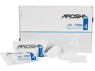 Arosha  Oferta 2 Cajas Cel Term vendas