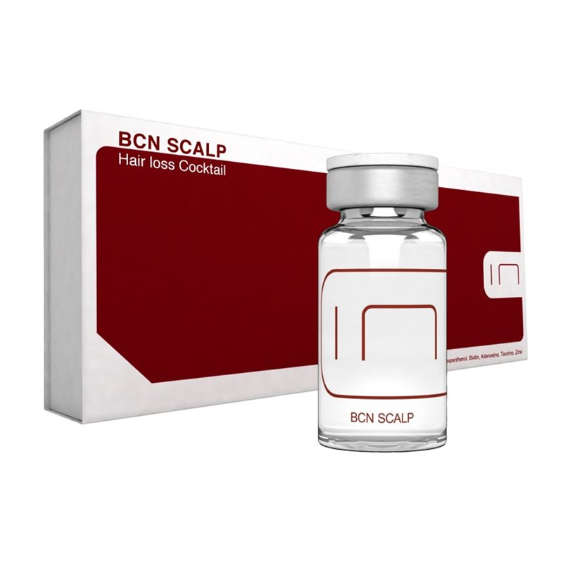 Institute BCN   Cóctel BCN SCALP 5 x 10 ml.